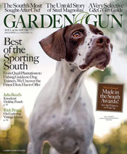 garden and gun mag cover